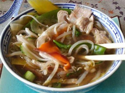 cuisine japonaise recette recettes de soupe japonaise