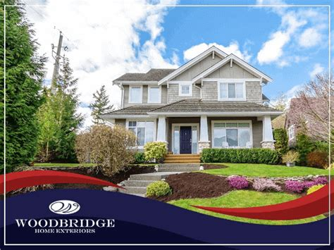 Woodbridge Home Exteriors Your Trusted Tx Remodeler