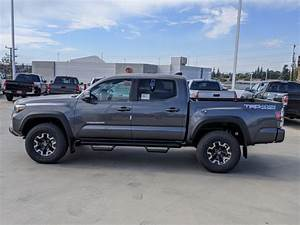 New 2020 Toyota Tacoma Trd Off Road Double Cab In Mission