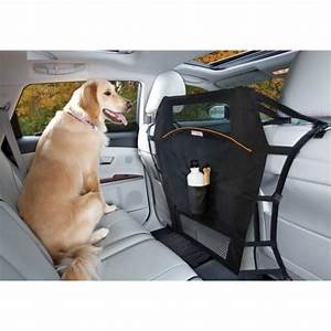 Barrière Chien Voiture : barri re auto back seat accessoires auto pour chien kurgo wanimo ~ Carolinahurricanesstore.com Idées de Décoration