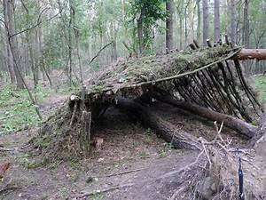 Hütte Im Wald Bauen : buschcraft lager shelter bauen teil 1 youtube ~ A.2002-acura-tl-radio.info Haus und Dekorationen