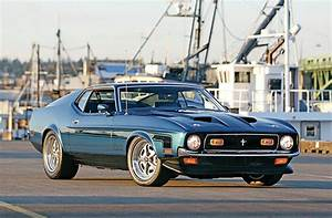 1971, 351, Boss, Classic, Ford, Muscle, Mustang, Pony, Cars, Usa Wallpapers HD / Desktop and ...