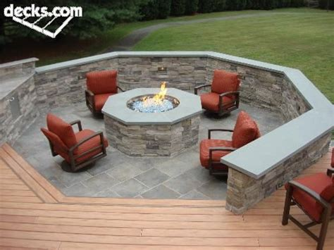 Fire Pit Built Into The Deck! Kitchen China Cabinets Lidingo Orlando Fl Extra Cabinet Space In Hutch Clearance Sale San Jose Star
