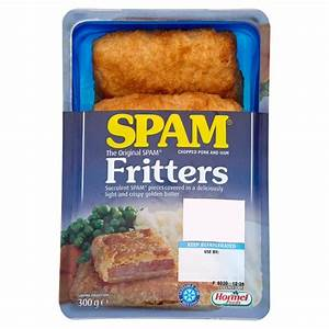 Tulip Spam Fritters 300G - Groceries - Tesco Groceries