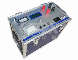 China Dc 20a Transformer Winding Insulation Fault Testing