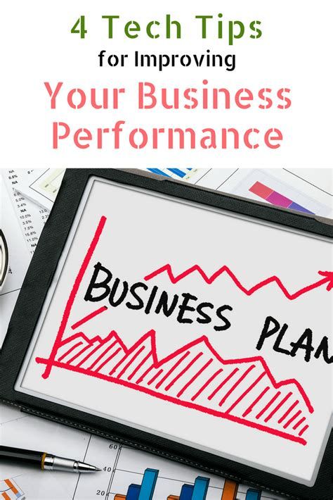 4 Tech Tips For Improving Your Business Performance  Thinking Outside The Sandbox Business
