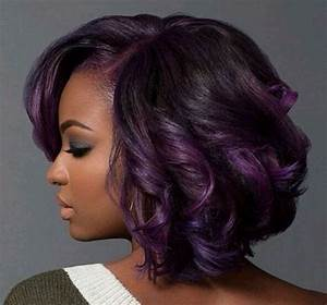 Purple hairstyles, Best Light Blue hair color Ides