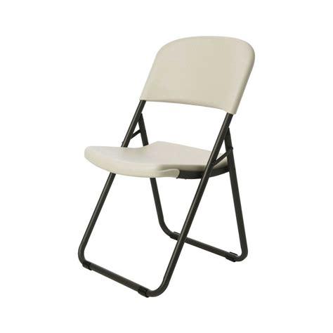 Lifetime Commercial Loop Leg Folding Chair