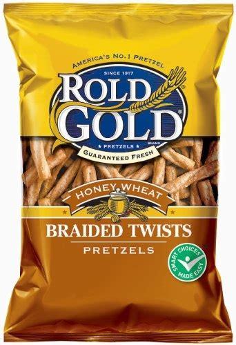 Rold Gold Honey Wheat Pretzel Twist (U) 2oz - 64ct