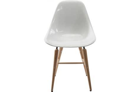 chaise blanche pas cher chaise forum blanche résine design chaise design pas cher