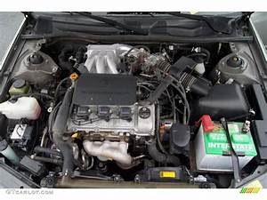 1998 Toyota Camry Le V6 3 0l Dohc 24v V6 Engine Photo