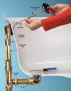Bathtub Drain Removal Tips by 1000 Ideas About Unclog Bathtub Drain On Fly