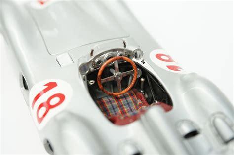 sold model car cmc mercedes benz race transporter cmc