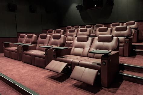 The Frame® | Cocktail carts, luxury seats & 4DX: How movie ...