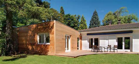 combien coute un chalet en bois habitable extension le maison bois dans le nord