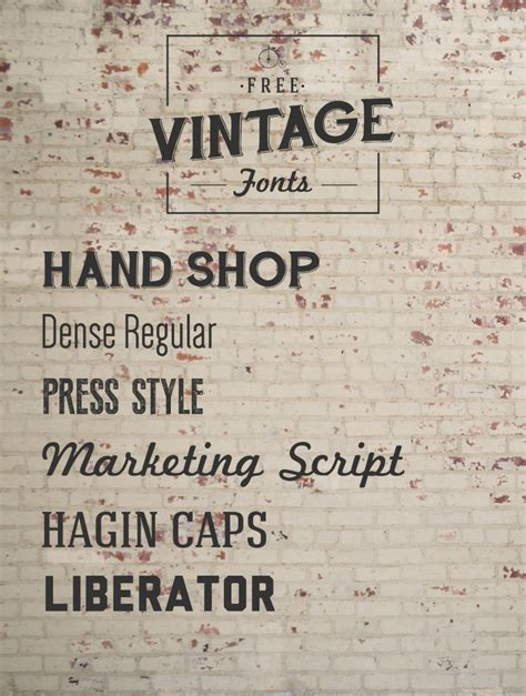 font must haves 004 free vintage fonts the anastasia co
