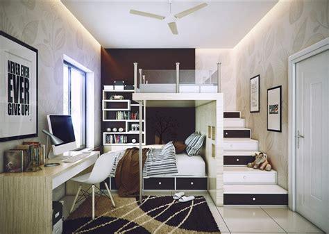 chambre mezzanine ado 35 idées pour décorer une chambre d 39 enfant moderne design