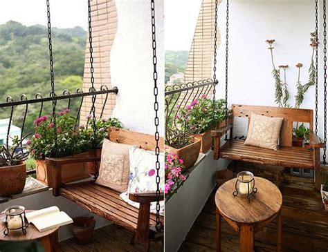 Kleinen Balkon Einrichten by Der Balkon Unser Kleines Wohnzimmer Im Sommer Freshouse