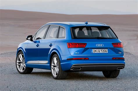 2016 audi q7 first motor trend
