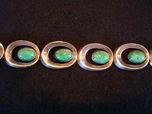 Mexican Vintage Silver Jewelry  A Choker