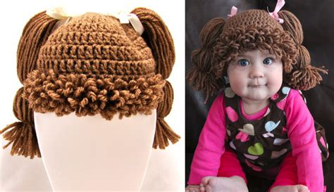 Oh My God, Baby Wigs Are A Real Thing