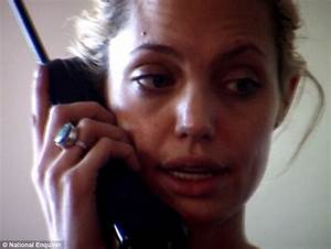 Angelina Jolie video in grip of heroin addiction emerges ...