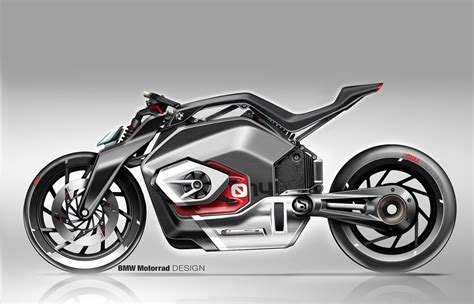 Bmw Electric Motorcycle by Bmw Vision Dc Roadster Unveiled Electric Boxer Concept