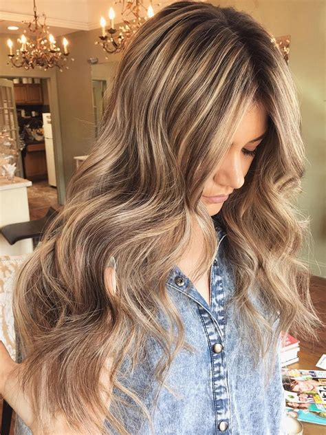 Light Brown by 50 Light Brown Hair Color Ideas With Highlights And Lowlights