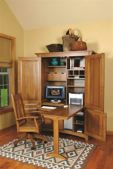 Home Office Armoire by Amazing Armoire Desk Decorating Ideas For Home Office