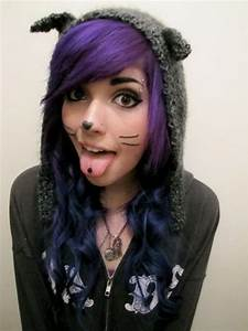 emo hairstyles for girls | ... in Layered Hairstyles ...