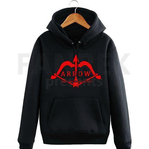 Arrow Logo Cool Hoodies