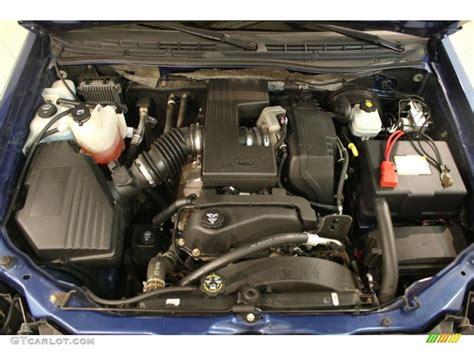 2005 Chevrolet Colorado 5 Cylinder Engine Diagram by 2006 Chevrolet Colorado Z71 Crew Cab 3 5l Dohc 20v Inline