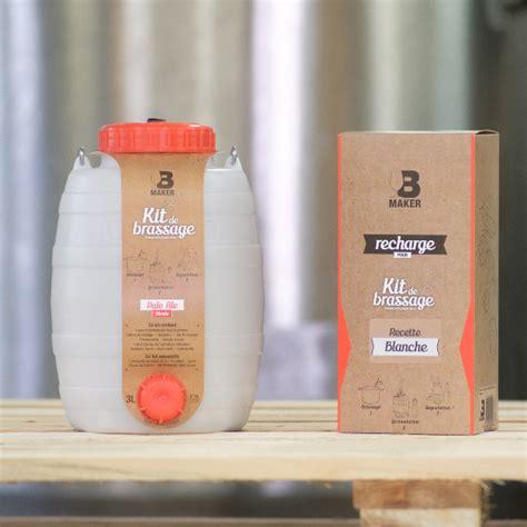 kit brassage biere maison le kit de brassage pour fabriquer sa bi 232 re maison b maker