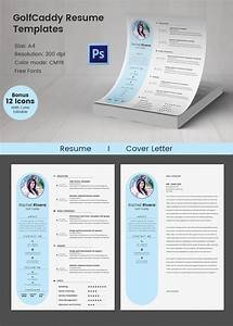 Photographer Cv Template Creative Resume Template 79 Free Samples Examples