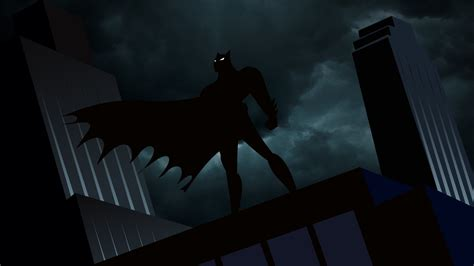 Animated City Wallpaper - batman tv series wallpaper 66 images