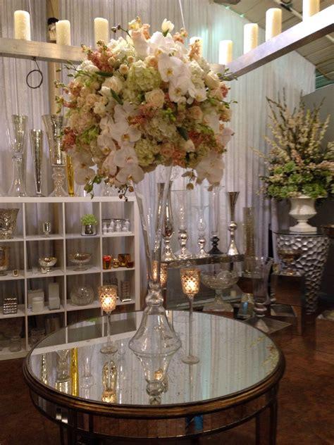 Reception piece plants n petals houston Table