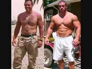 MuskelaufbauWachstumshormore VorherNachher Bilder YouTube