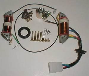 Tbparts - Stator Assembly For Z50 K2-78 Models