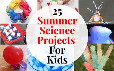 summer science activities  kids tastefully frugal