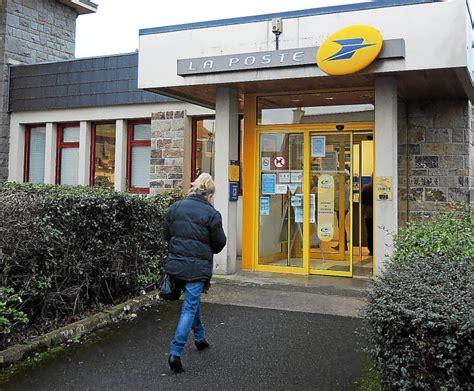 bureau poste heure ouverture le télégramme plérin la poste horaires réduits à compter de lundi