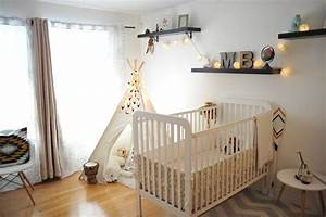 stunning idee deco chambre bebe mixte images design With idee deco chambre de bebe