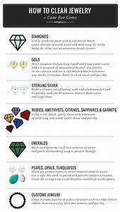 A DIY Guide To Cleaning Jewelry Caring For Gems Hello Glow