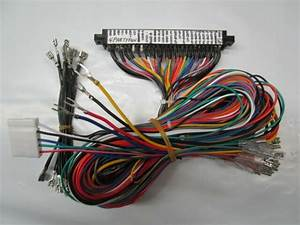 Jamma Wiring Harness Multicade 60 In 1 Arcade Game Cabinet