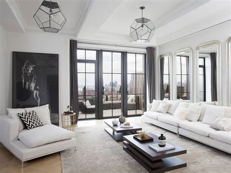 walker tower penthouse dhd architecture interior design