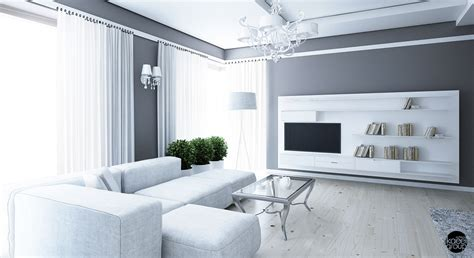 3 Sparkling Apartments That Shine With Wonderful White 3 sparkling apartments that shine with wonderful white