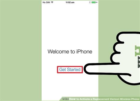 to activate iphone with verizon 2 easy ways to activate a replacement verizon wireless phone