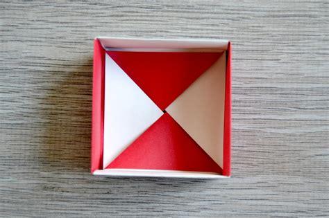 fais ta boite en papier origami maman 224 tout faire