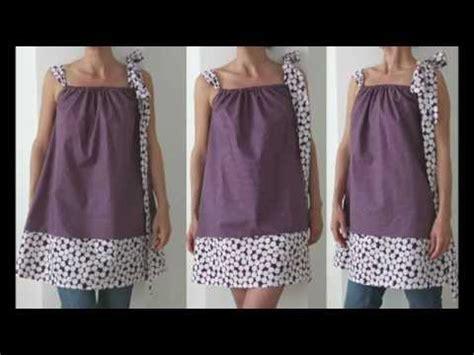 cours de couture comment coudre une robe tunique pour