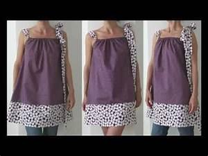 cours de couture comment coudre une robe tunique pour With robe pour femme forte et petite