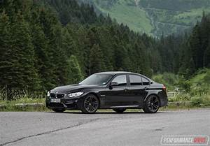 2017 BMW M3 Review German Autobahn Nurburgring Stelvio